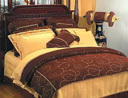 Buy King Size Bed Set Luxury Jacquard Cotton Silk Bedding Bedding Set King Size Duvet