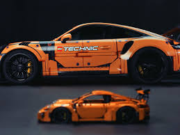 lego porsche 911 gt3 rs 9 11 magazine by porsche episode 4 u2013 two worlds