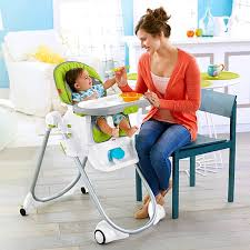 Child High Chair Fisher Price 4 In 1 Total Clean High Chair Dkr72 Fisher Price