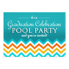 graduation announcements sles graduation pool party invitations paso evolist co