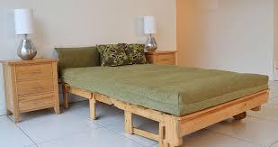 futon nice wooden frame futon sofa bed 17 best ideas about