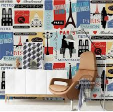 paris murals promotion shop for promotional paris murals on