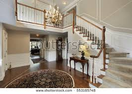 Foyer Stairs Design Stairs Interior Stock Images Royalty Free Images U0026 Vectors