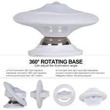 Schlafzimmer Schrank Lampen Ufo Motion Sensor Led Nachtlicht 360 Grad Schritt Wandleuchte