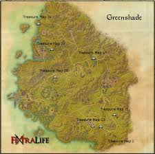 bal foyen treasure map greenshade treasure maps elder scrolls wiki