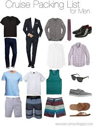 Alaska travel dresses images What to pack for a cruise guide for men lol will remind tanner of jpg