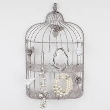 Jewelry Wall Hanger Vintage Birdcage Jewellery Hanger