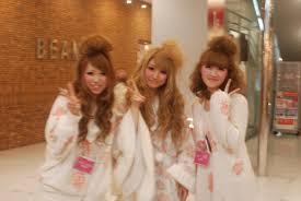 japanese dress like anime where are the harajuku girls