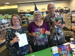 Barnes Noble San Mateo Cwc Sf Peninsula Has A Great Day At Hillsdale Barnes U0026 Noble In