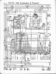 studebaker wiring diagrams wiring diagrams for studebaker cars