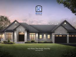 raised bungalow house plans house plans and design house plans canada ontario bungalow house