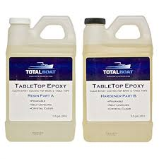 pro marine supplies table top epoxy totalboat tabletop epoxy review epoxy countertop diy