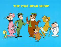 yogi bear cartoonatics