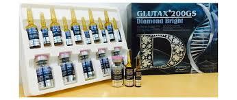 Glutax Inj glutax 200gs bright skin whitening injections