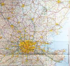Wales England Map by Map Of Southern England U0026 Wales Reise Know How U2013 Mapscompany