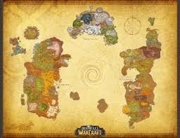 World Of Warcraft Map How Do I Extract In Game World Maps