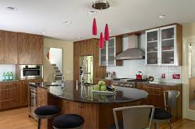 kitchen island contemporary rounded kitchen islands for home design inspiration home living