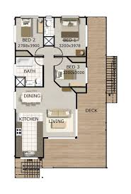 Set Design Floor Plan Australian 3 Bedroom Hi Set With Games Room House Plan