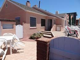 oceanfront house u0027best patio u0027 in mission beach mission beach san