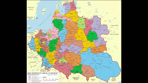 Poland Map Flag History Of The Grand Duchy Of Lithuania And The Polish Lithuanian