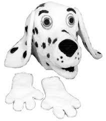 dalmatian fire dog costume fire safety u0026 prevention robotronics