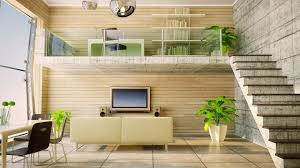 cool home design ideas interior vertical garden and aquarium