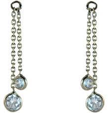 earring jackets dangle 9 best earring jackets images on diamond earrings