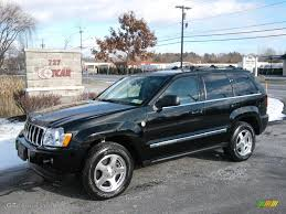 black jeep grand cherokee 2006 black jeep grand cherokee limited 4x4 41631777 photo 5