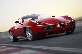 the alfa romeo disco volante is headed into limited production