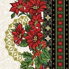 black friday poinsettia sale 72 best christmas fabrics images on pinterest christmas fabric