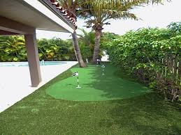 Putting Turf In Backyard Artificial Turf Cost Murrieta California Putting Greens Backyard