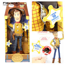 toy story 3 talking woody jessie pvc action figure collectible