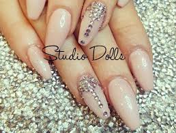 gel nails acrylic nails studio dolls hair u0026 beauty salon