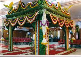 Home Decor In Kolkata Wedding Mandap Decoration In Kolkata