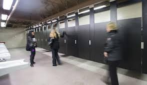 Stadium Bathrooms Case Study Restroom Renovation Scores Big At Chicago White Sox