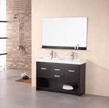 citrus 48 u2033 double sink vanity set in espresso design element