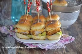 recette cuisine chignon mini burger poisson recette fish burger le sucré salé d oum