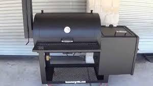 24 u0027 u0027x 36 u0027 u0027 custom offset pipe smoker by lone star grillz youtube