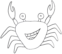 Hermit Crab Coloring Pages Free Printable Hermit Crab Coloring Crab Coloring Page