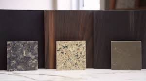 Kitchen Cabinets Samples Kitchen Door Samples Kitchen Cabinet Finishes Stock Video Footage