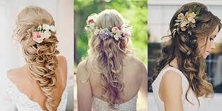 model rambut sanggul simple inspirasi gaya rambut pengantin tanpa sanggul simple dan mudah