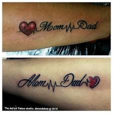 image result for mom dad tattoos tattoo pinterest mom dad