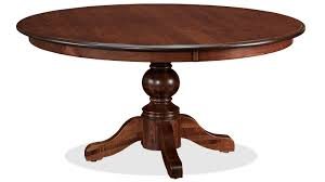 60 dining room table baytown asbury maple 60 round dining table