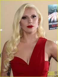 lady gaga stuns at the u0027american horror story hotel u0027 premiere
