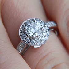 small fingers rings images Weddings what type of engagement rings look good on a small or