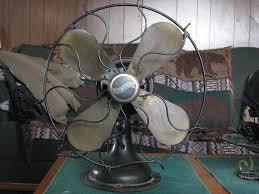 Antique Desk Fan by Dt Vintage Fans