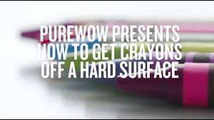 how to remove crayon from painted walls how to remove crayon from clothes