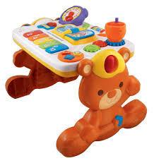 vtech 2 in 1 discovery table toys