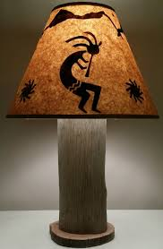 total fab southwestern native american lamps lighting from earth