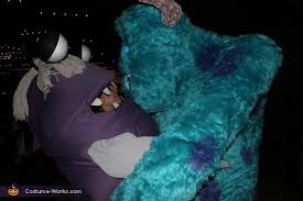 Sully Monsters Halloween Costume Monsters Sulley Boo Homemade Halloween Costumes Photo 3 4